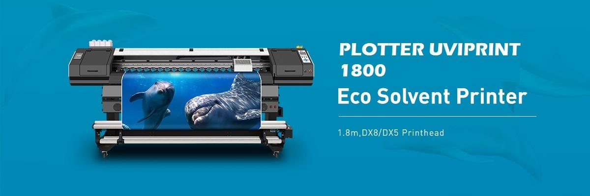 Plotter Uviprint 1800 Eco Solvente
