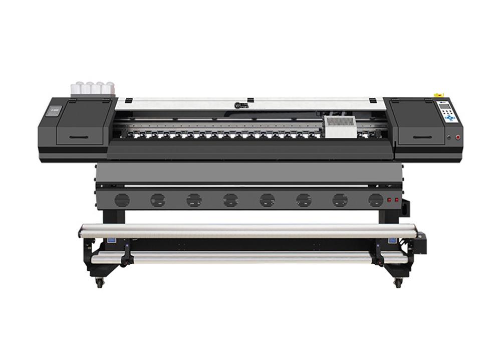 Plotter de gran formato uviprint 1800 YDX8-2