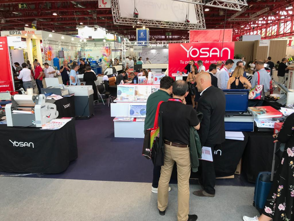 cprint stand 2018 uviprint