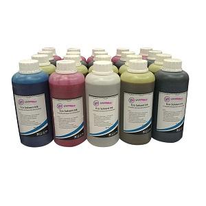 tinta eco solvente para plotter uviprint