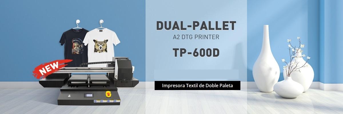 plotter textil DTG